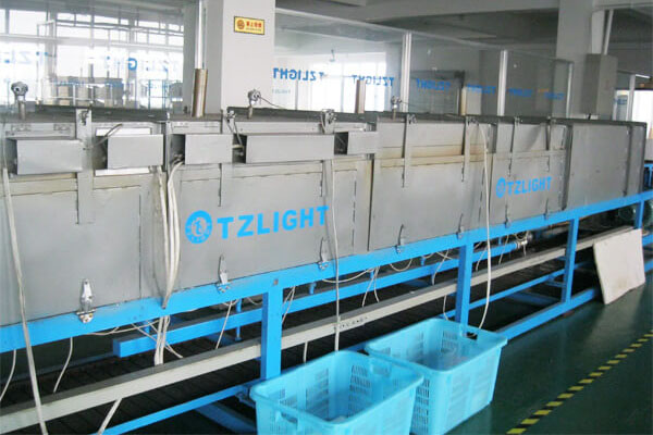 Induction Lamp Factory Equipments